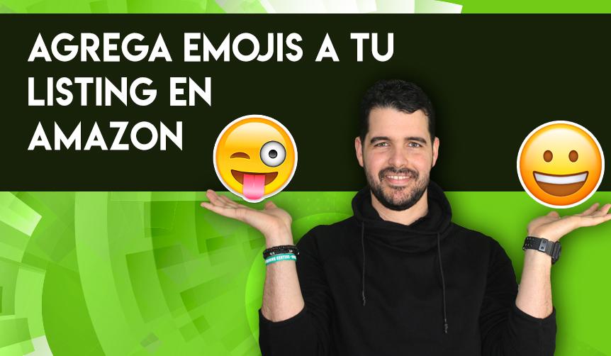Agrega Emojis a tu Listing