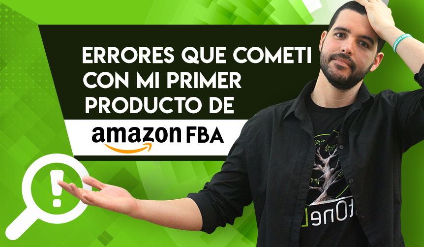 Errores que cometi en Amazon