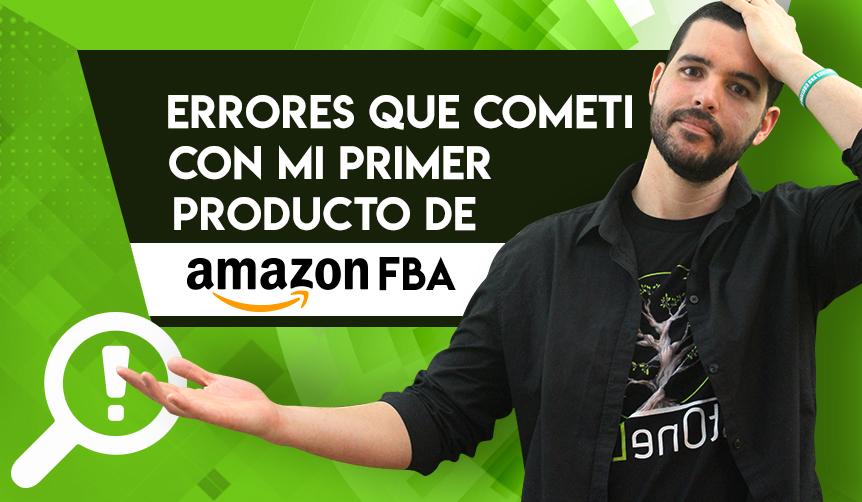 Errores que cometi en Amazon